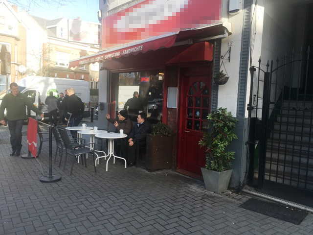 Cafe & Coffee Shop in North London For Sale