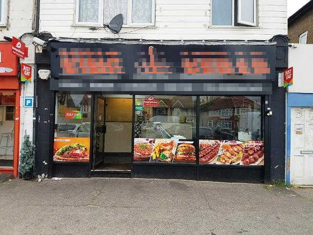 Kebab Shop in Middlesex for sale