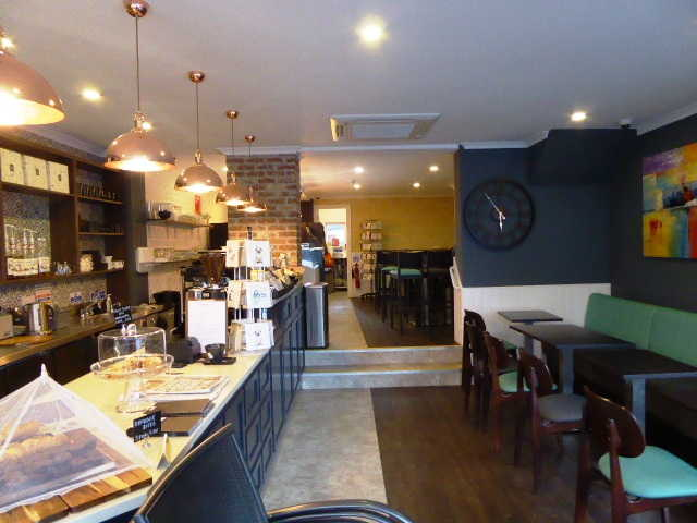 Buy a Coffee Shop in Surrey For Sale