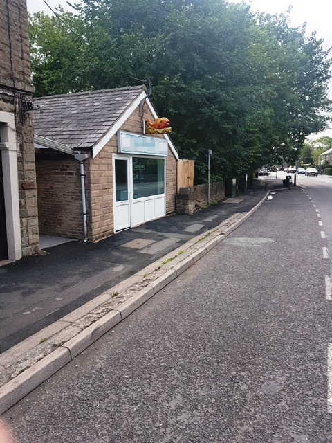 Village Fish & Chip Shop in Derbyshire For Sale