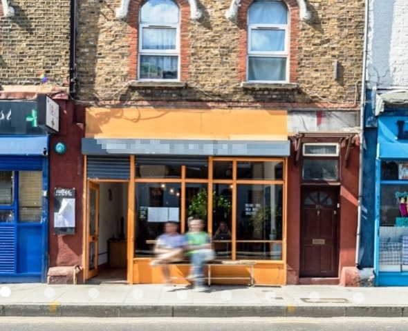Coffee Shop in East London for sale