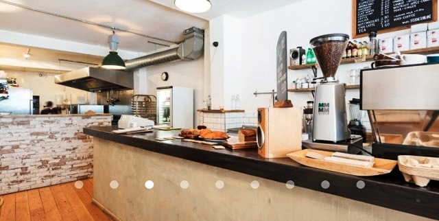 Coffee Shop in Hackney Central For Sale