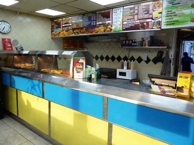 Fish & Chip Shop & Pizza Takeaway in Coulsdon For Sale