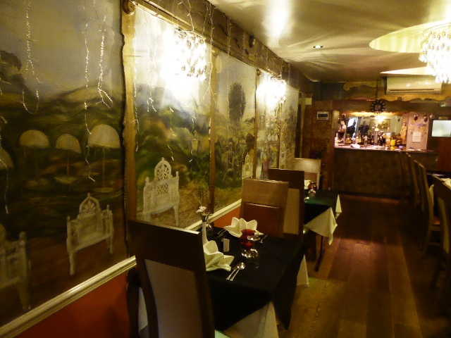 Indian Restaurant in Moreton-in-Marsh For Sale
