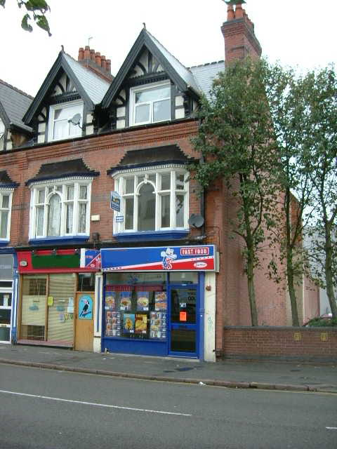 Chicken & Pizza Shop in Leicestershire For Sale
