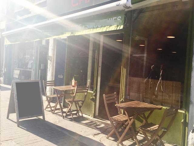 Cafe in Central London For Sale
