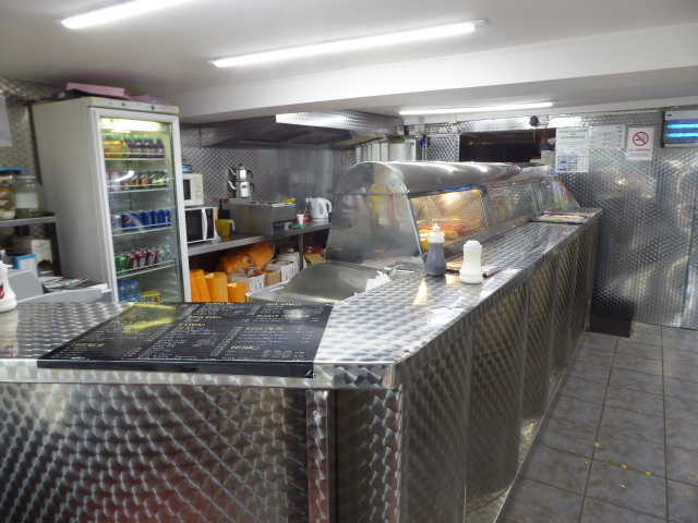 Fish & Chip Shop in Halstead For Sale