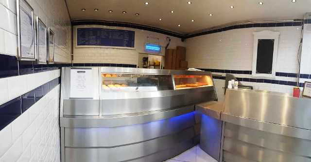 Fish, Chips & Burger Shop in Enfield For Sale