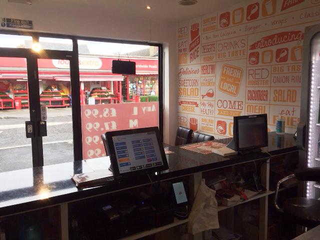 Chicken & Pizza Shop in Hampshire For Sale