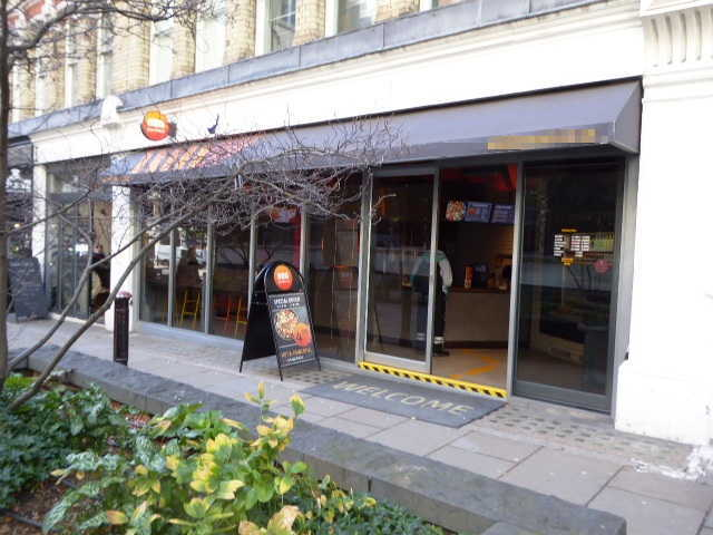 Noodle Bar in Central London For Sale
