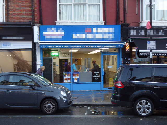 Fish & Chip plus Chicken Shop in Surrey For Sale