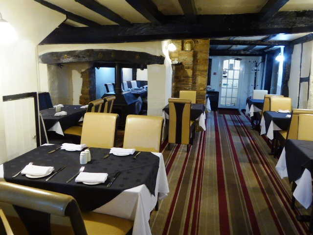 Olde Wolde Restaurant in Shipston-on-Stour For Sale
