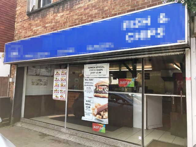 Fish & Chip Shop in Berkshire For Sale