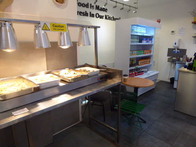 Sandwich Bar in North London For Sale