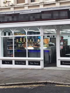 Fish & Chip Restaurant in East Sussex For Sale