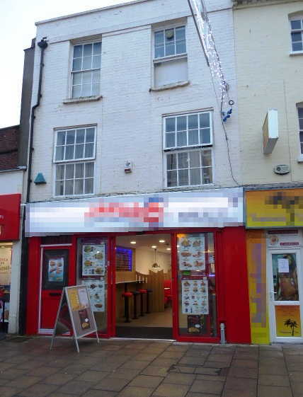 Chicken Shop in Herefordshire For Sale