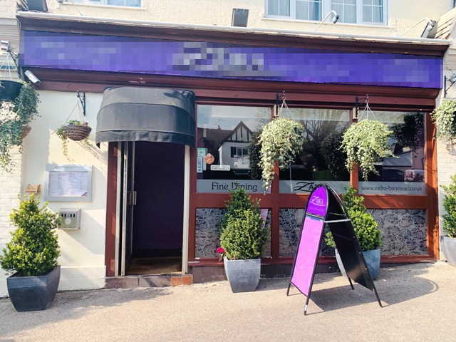 Licensed Restaurant in Surrey For Sale