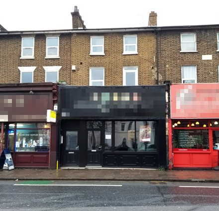 Cafe Bar in South London For Sale