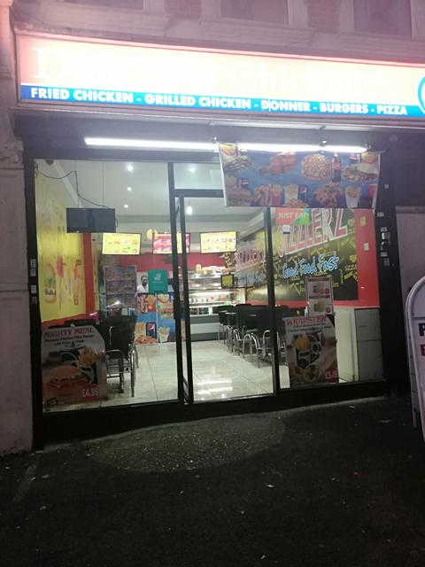 Chicken, Pizza & Kebab Shop in Middlesex For Sale