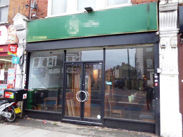 Bar Restaurant in South London For Sale