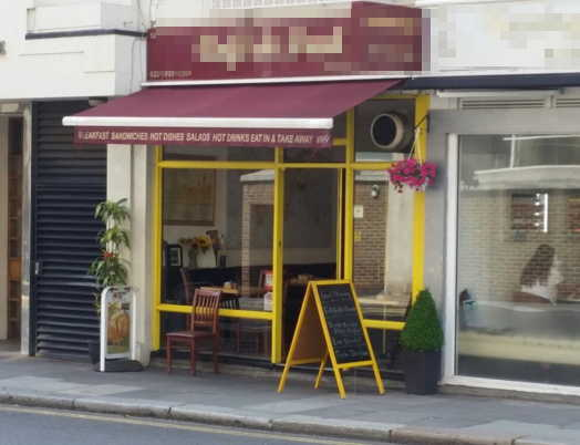Cafe Coffee Shop in West London For Sale