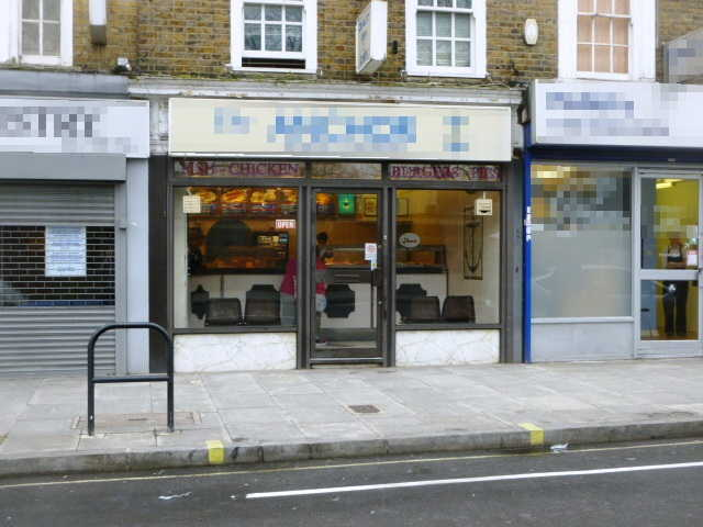 Fish & Chip & Chicken Shop in South London For Sale