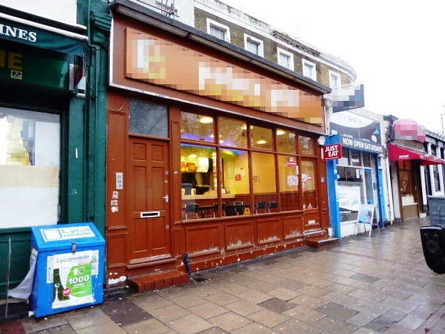 Chicken, Pizza & Kebab Restaurant in South London For Sale