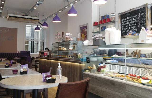 Coffee Shop, Sandwich Bar and Patisserie in Bloomsbury For Sale