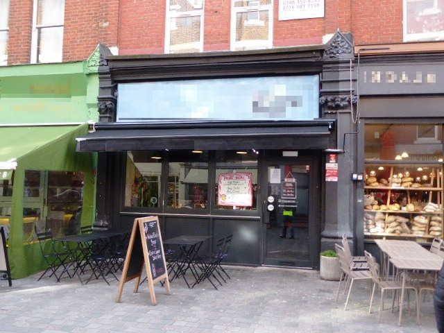 Vegan Restaurant in South London For Sale
