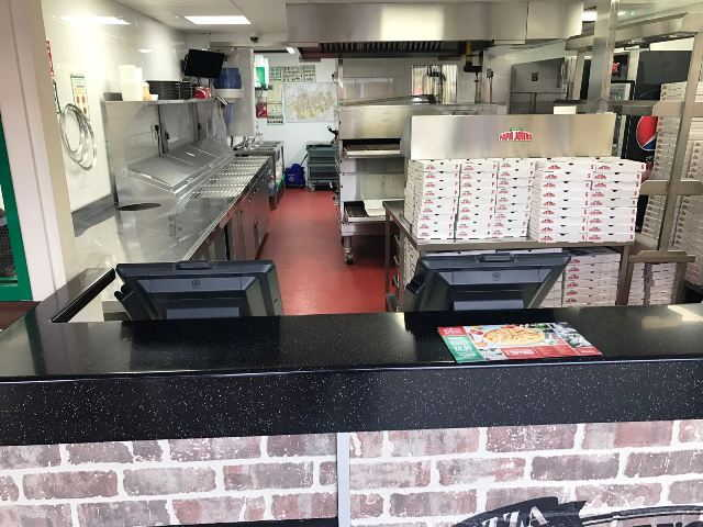 Pizza Takeaway in Cleveland For Sale