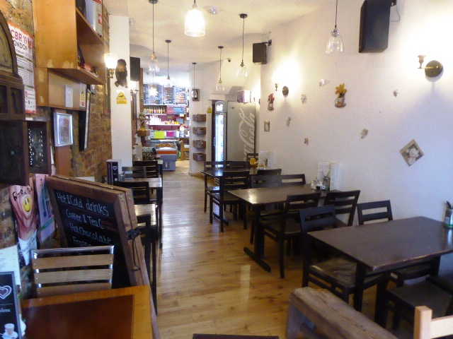 Cafe in Canonbury For Sale
