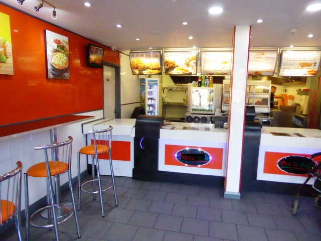 Buy a Pizza & Chicken Shop in Berkshire