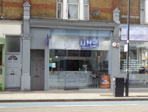 Pizza & Kebab Shop in South London For Sale