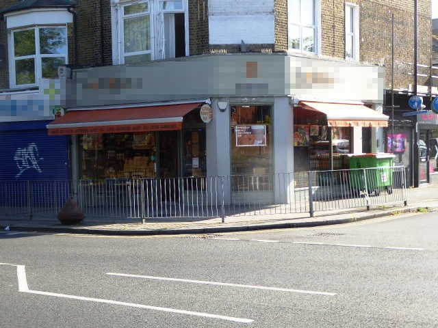 Coffee Shop in South London For Sale