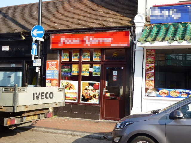 Pizza, Kebab Shop and Chicken Shop in Surrey For Sale
