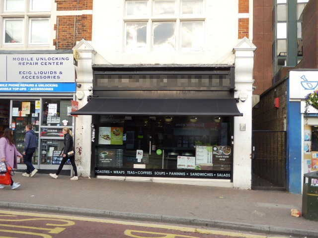 Cafe Salad Bar in Kent For Sale