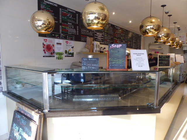 Buy a Cafe Salad Bar in Kent For Sale