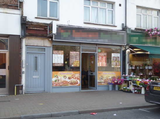 Pizza Takeaway and Chicken Shop in Surrey For Sale