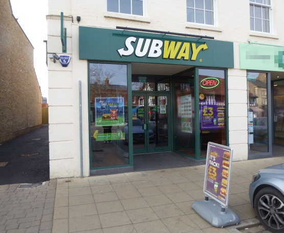 Subway in Bedfordshire For Sale