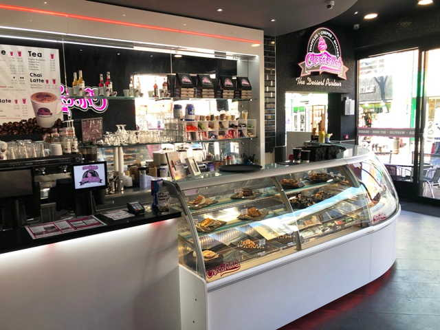 Cafe & Dessert Parlour in Kent For Sale