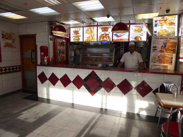 Chicken Shop in St Leonards-on-Sea For Sale