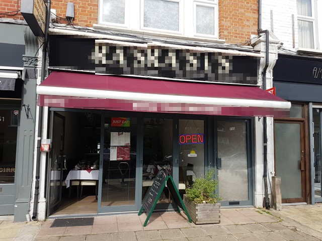 Indian Restaurant in Middlesex For Sale