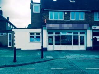 Modern Well Equipped Takeaway and Delivery Fish and Chips, Kebabs, Chicken, Leicestershire for sale