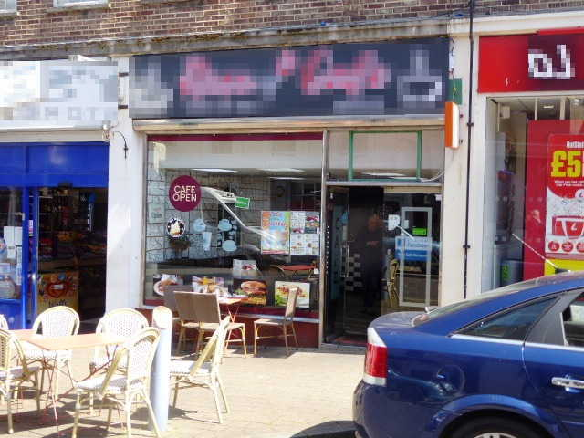 Cafe in East Sussex For Sale