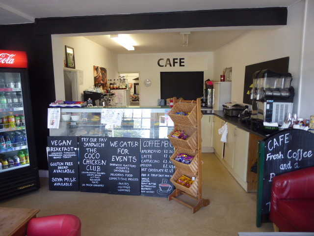 Cafe & Sandwich Bar in Farnham For Sale