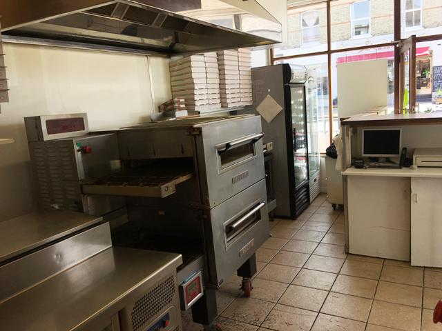 Pizza Shop in Kingston Upon Thames For Sale