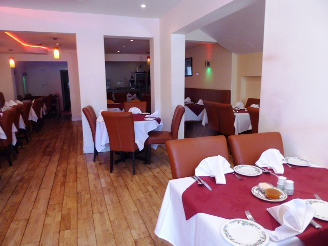 Indian Restaurant in Epsom For Sale
