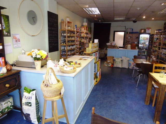 Health Food Shop & Bistro in Potters Bar For Sale