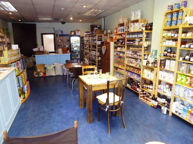Sell a Health Food Shop & Bistro in Potters Bar For Sale