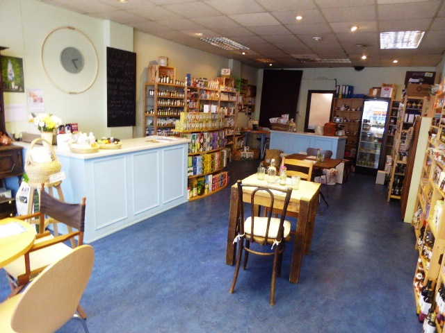 Health Food Shop & Bistro in Potters Bar For Sale for Sale
